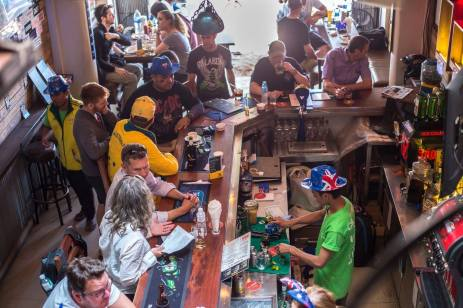 Charlie's Bar - Australia Day 2016