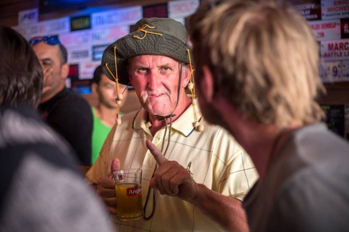 Charlie's Bar - Australia Day 2016_18