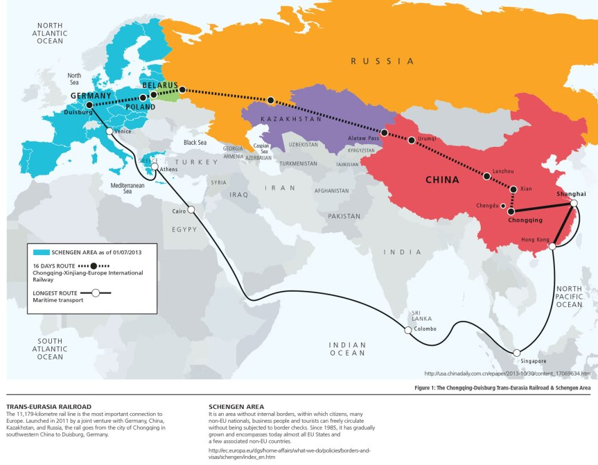 China and Europe: Reconnecting Across a New Silk Road