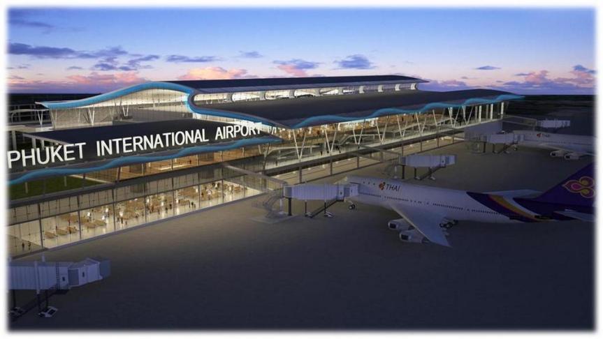 Thailand - Phuket - airport_01