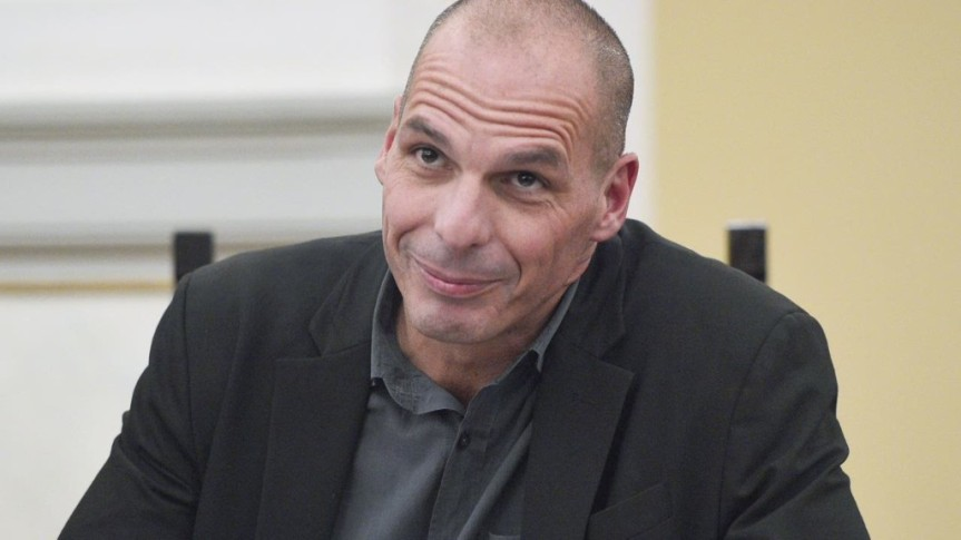 Yanis Varoufakis – views