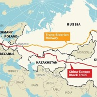 Russia - Building bridges and reaching to Asia