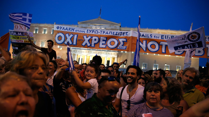 Greek Press Sends Open Letter to UK Voters, 'We Fought The Axis in WW2, Now We Fight The EU'