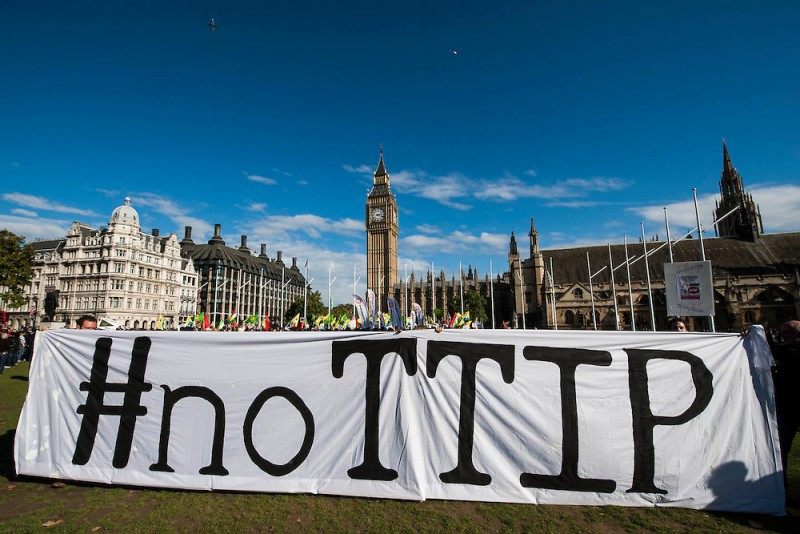 Russia and Kazakhstan Offer Crisis-Stricken EU Highway Out of TTIP Misery
