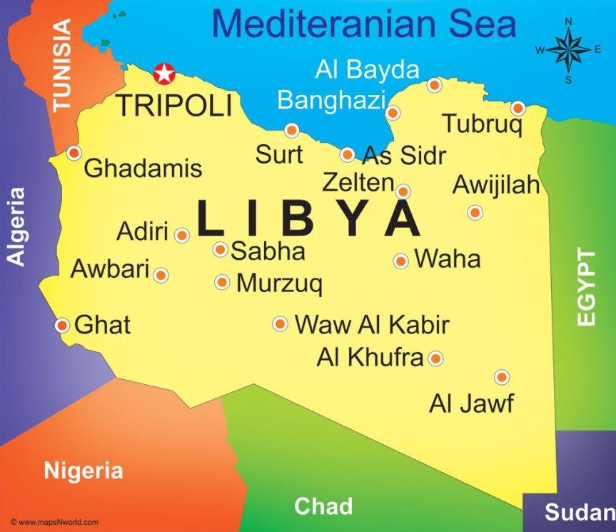 Libya – QaddafiGhosts
