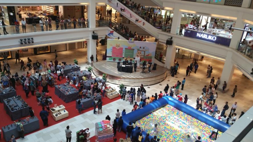 City Square Mall JB 7