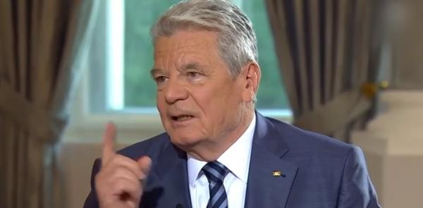 """German President Booed, Attacked; Claims """"The People Are The Problem, Not TheElites"""""""