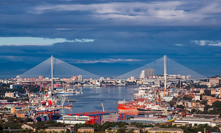 Russia-travel-Vladivostok