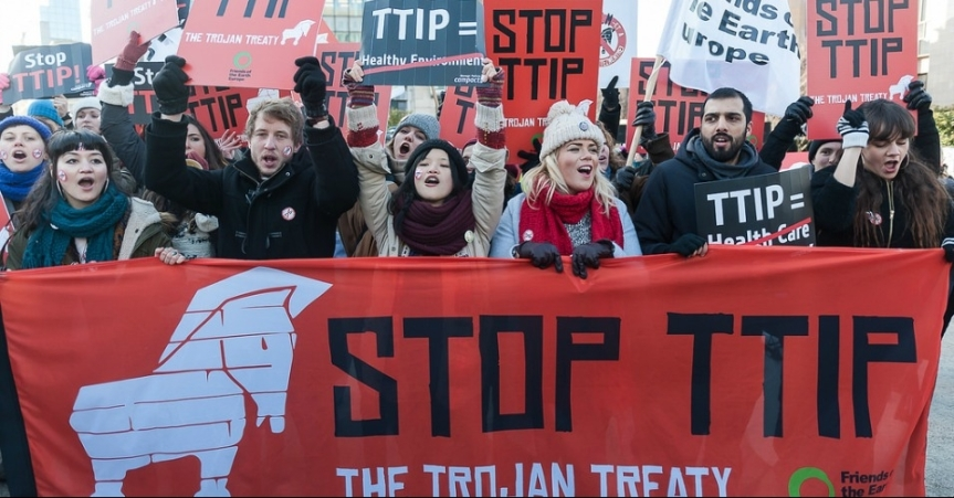 TTIP – Dead orAlive?