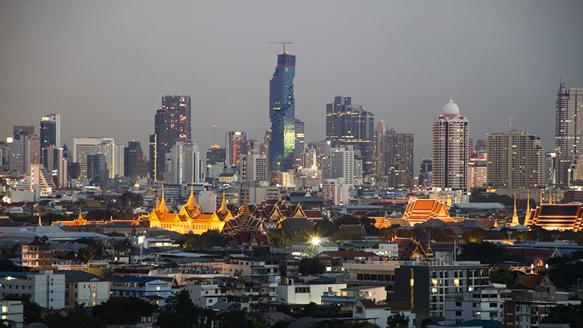 Maha Nakhon skyscraper by Ole Scheeren – Thailand's tallestbuilding