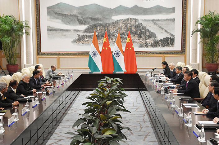 China Boosts Military Ties With India Amid Border Violence