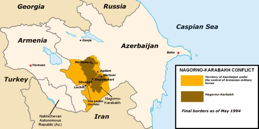 Nagorno-Karabakh Conflict resolution