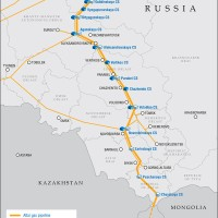 Project update - Power of Siberia gas pipeline