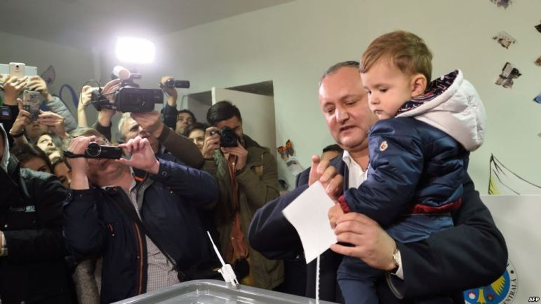 With nearly 100 percent of votes counted, Igor Dodon has declared victory in Moldova's presidential election. The former economy minister hopes to strengthen ties with Moscow
