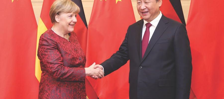 """Now, a dramatic rupture of the Sino-German """"special relationship"""" and, accordingly, the dynamic economic synergy between China and Europe, is to be excluded. Down the road, however, if the two actors do not manage to strike a balance between their investment policy, a short circuit will be possible. In this sense, the protectionist sentiment that is mounting among European citizens will not certainly be of help, like the possible decision by the new American administration to further shield the country's military-industrial complex – and its connections with the Old Continent's strategic industries – from Chinese capital."""