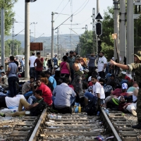 Europe - Migrant Crisis - Migrant Invasion Could Mean War for Greece and Turkey