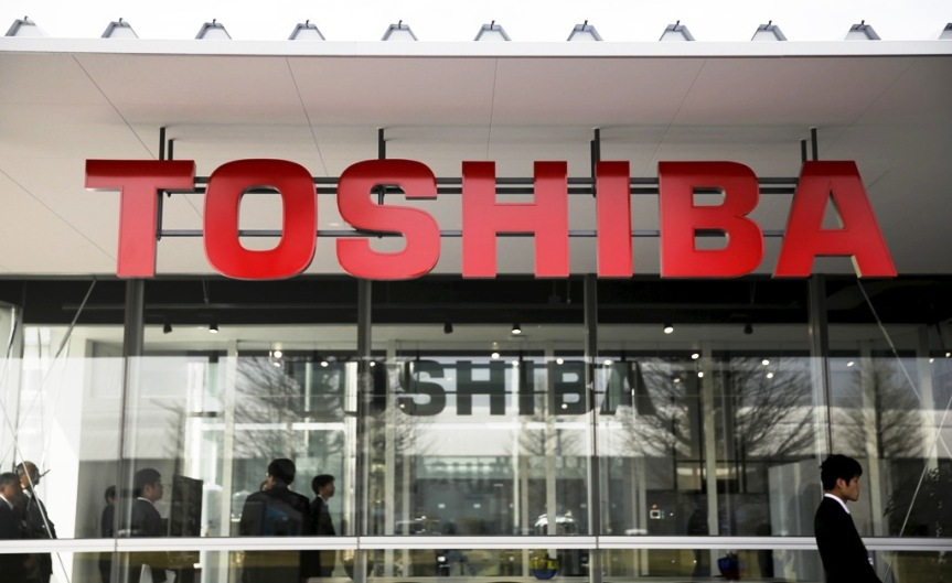 Toshiba's memory chips yield surprise goldmine
