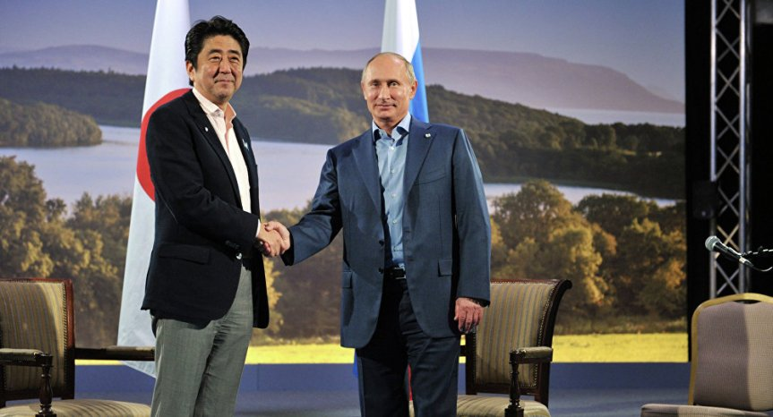 Far East – Japan, Russia to continue peace treaty talks up to Abe-Putin summit