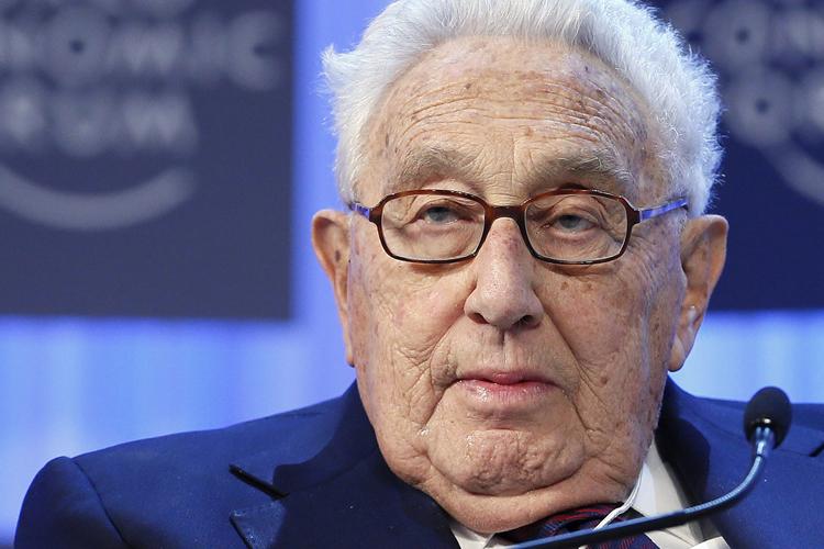 What is Henry Kissinger UpTo?
