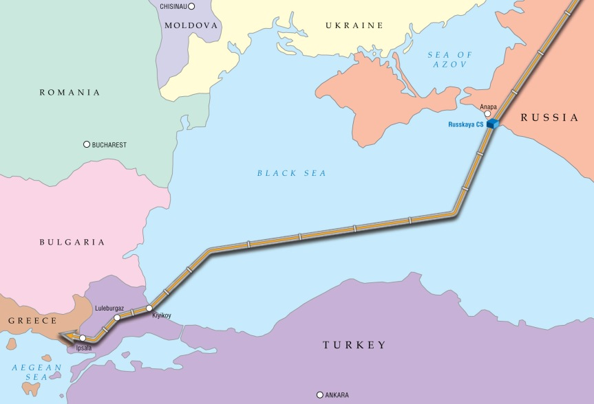 """Turkish Stream"" and Moscow-AnkaraRelations"