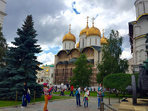 Welcome to Moscow! Amazing experience inside the KremlinWalls