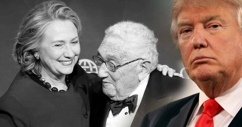 "Kissinger – ""Triangular Diplomacy"" Mk 2?"