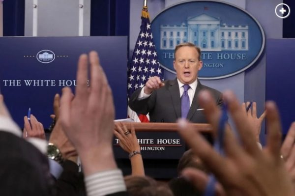 Trump officials continue to answer questions from CNN during the daily press briefings. But, the bottom line of this tiff is that people like press secretary Sean Spicer and US Presidential adviser Kellyanne Conway have not, are not, and will not be appearing on the station's broadcasts for some time.