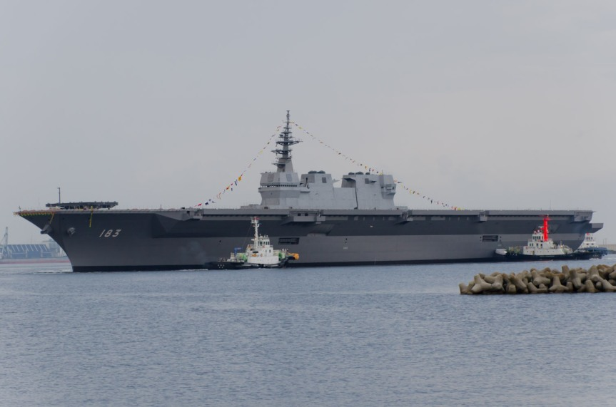 Japan's amphibious force still well outdistanced by Chinarival