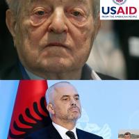 Albania - Soros, Rama, Clintons & cannabis hotbed