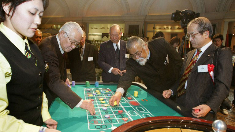 Japan – Reinventing the casino