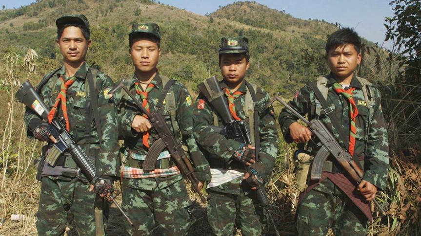 A Chinese war inMyanmar