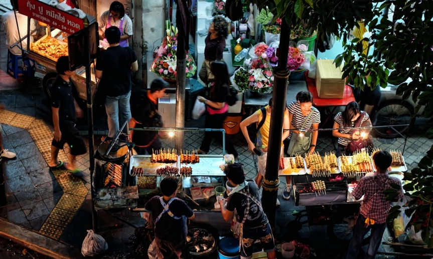 Thailand: Ban on street food takes effect in capital amid junta crackdown