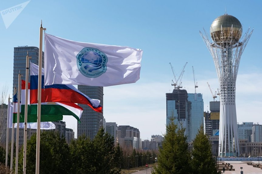 SCO (Shanghai Cooperation Organisation) growing importance