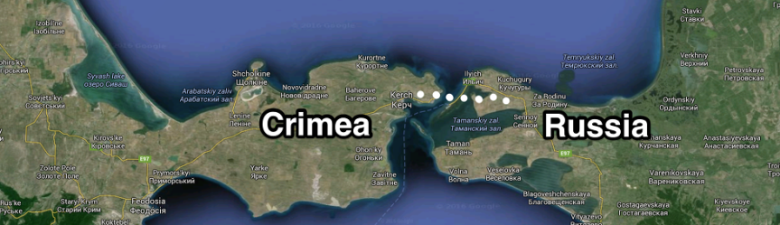 Crimea Wants to Be Part of Bigger World Together With Russia