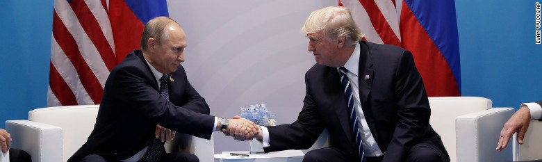 How the G-20 Summit Helped Trump and Putin Claim Victories