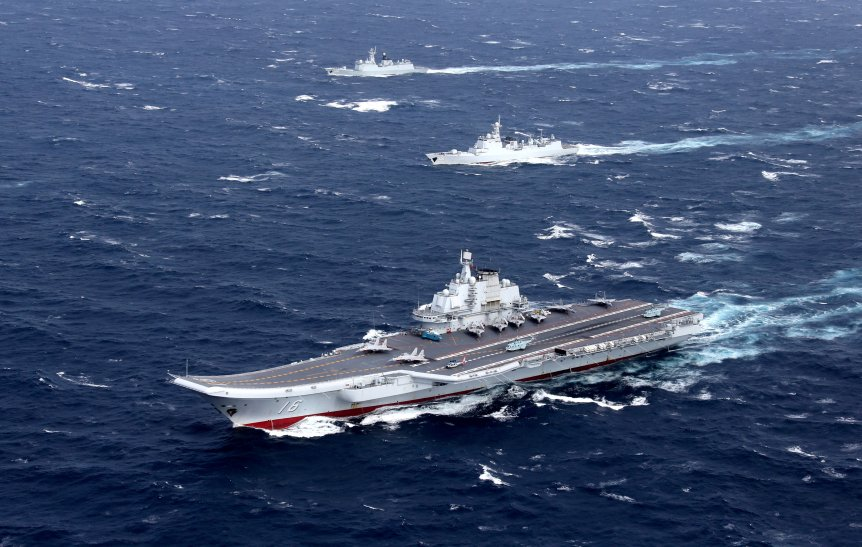 Pentagon report highlights Chinese submarine buildup