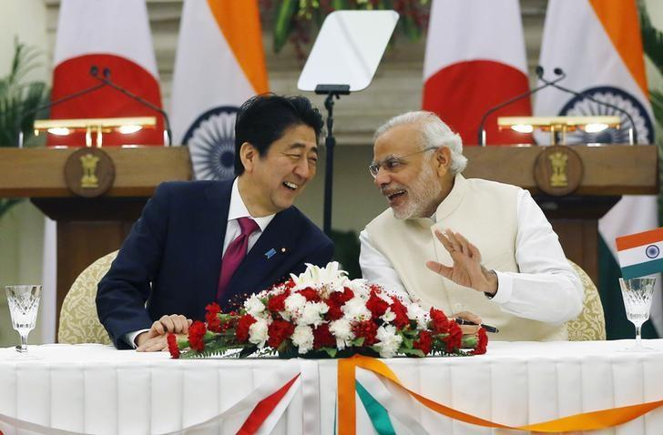 India and Japan Form Their Own Economic Corridor