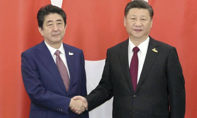 Japanese have phobia about a strongerChina