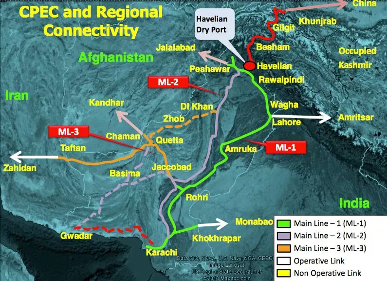 China mediates between Pakistan and Afghanistan