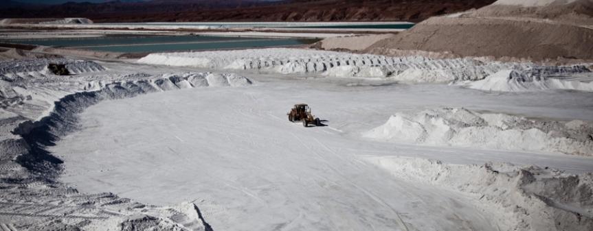 China charges Australia's lithiumboom