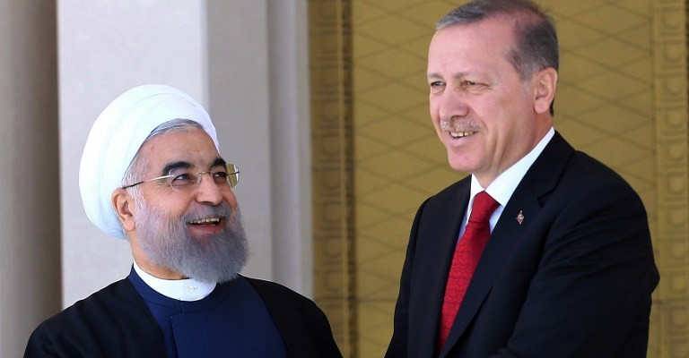 Turkey and Iran represent something more realistic and therefore more meaningful: they are new partners in a new Middle East AND a new Eurasia