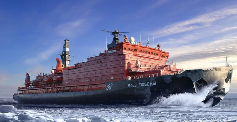 'China's new Arctic policy is defensive, not offensive'