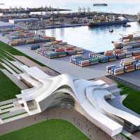 An Inside Look At The New Crossroads Of Eurasia: Azerbaijan's New Port Of Baku