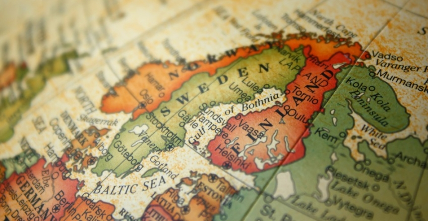 High hopes among Scandinavian backers of 'Ice-Silk Road' west