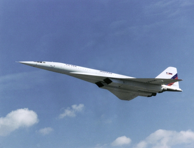 technology-news-Russia-EU-Eurasia-tupolev-tu-144-nasa-in-flight