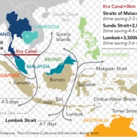 A man, a plan, a canal…Thailand?