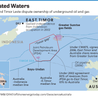 Australia-Indonesia border tensions resurface