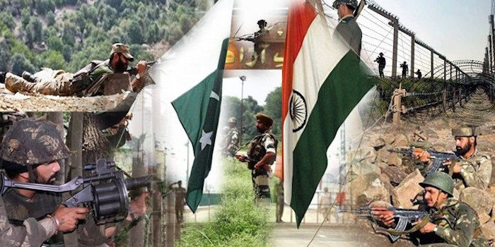 Dialogue futile if Pakistan views India as a 'perpetual threat'