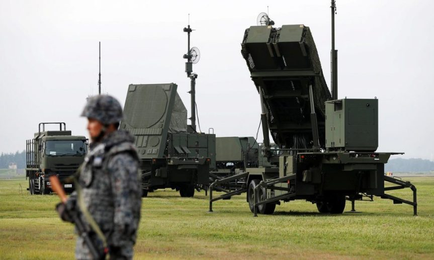 Is the Patriot system good enough for missile defense?
