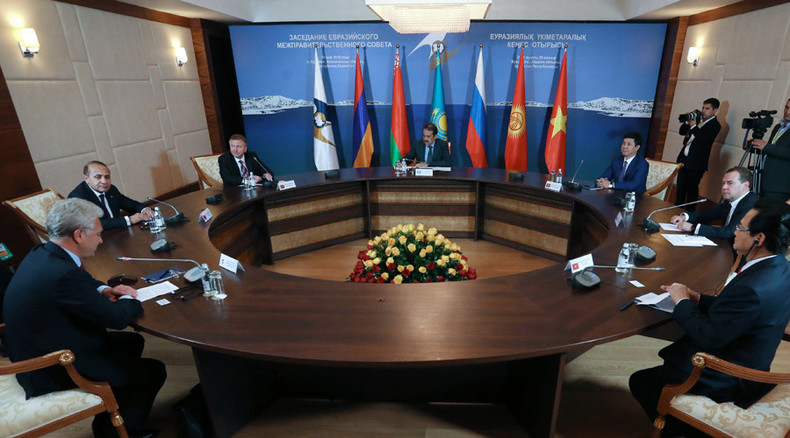 From Ankara to Moscow, Eurasia integration is on the move